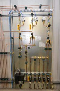 Analyse-Gasaufbereitung