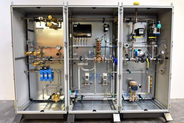 Gasmischer zur Erzeugung von Magerluft