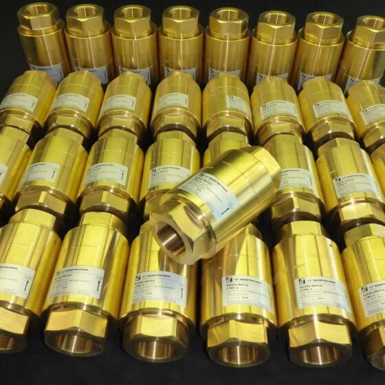 Safety valve LTRV-1