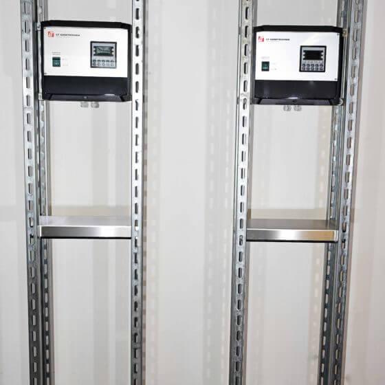 Deux changements automatiques de vaporisateurs d'air